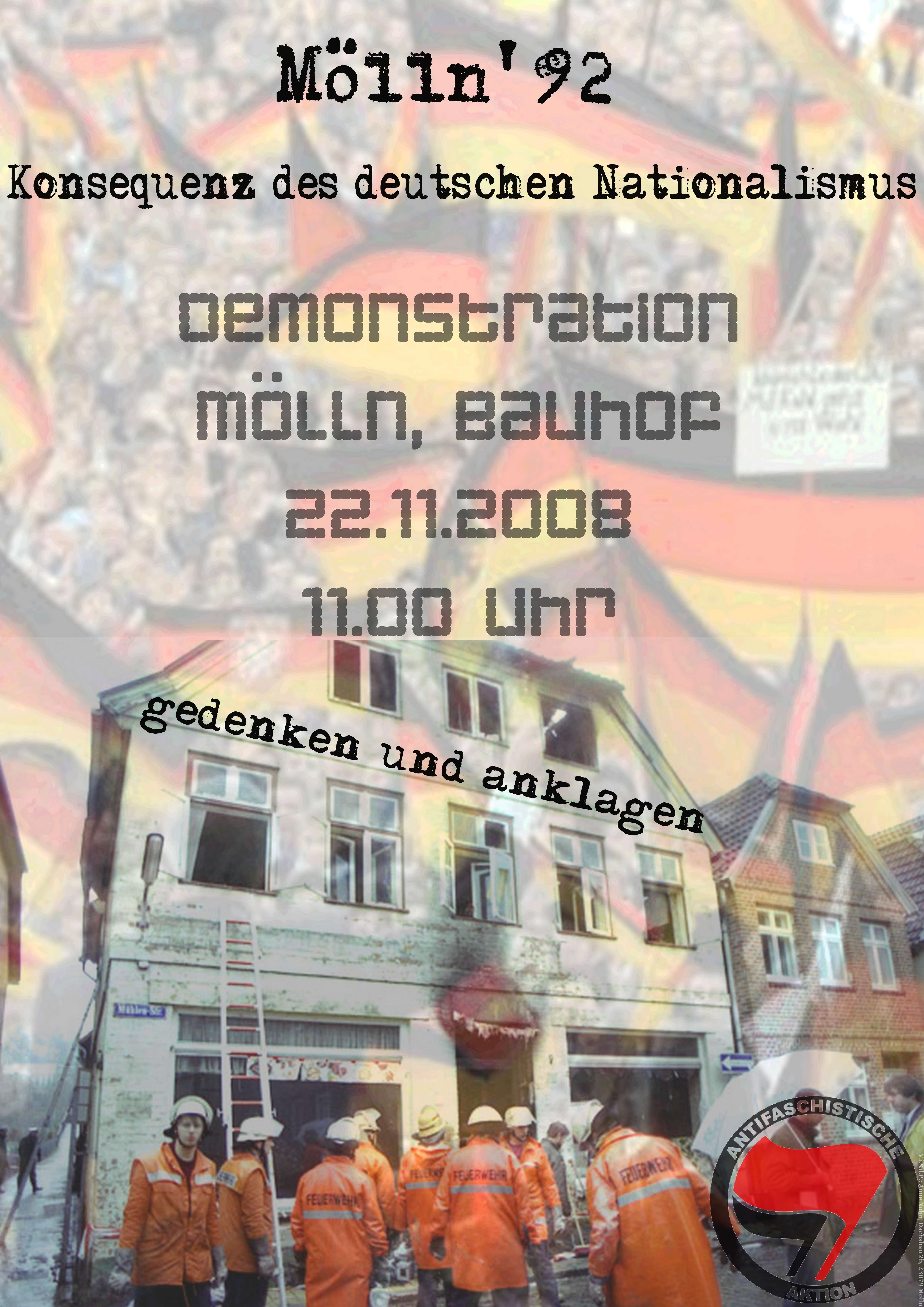 Plakat Mölln